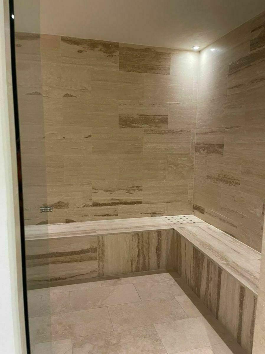 13 de 15: Sauna