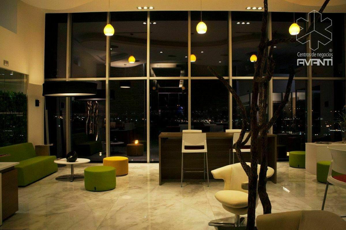 3 de 6: Areas comunes para relajarte y trabajar fuera de tu oficina