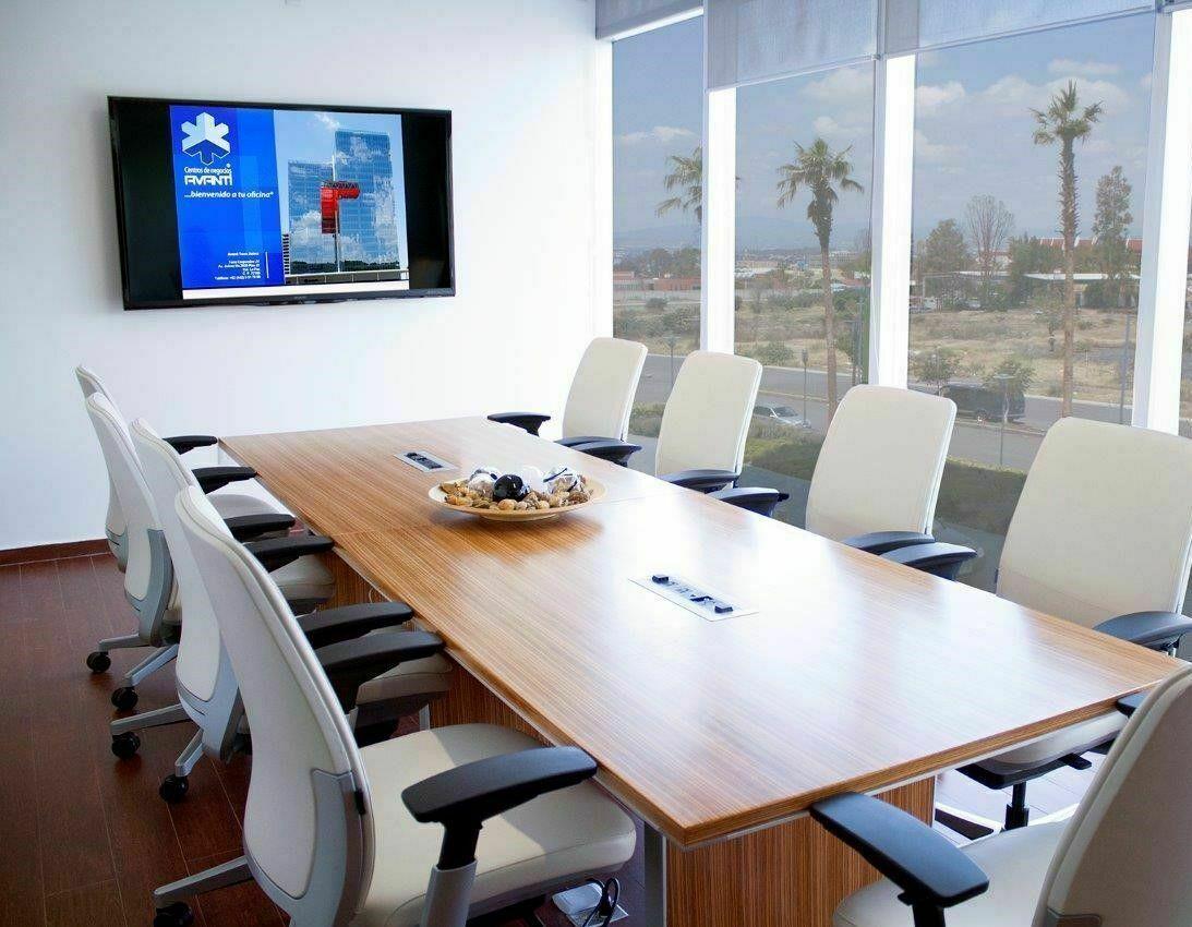 5 de 6: Proyecta la mejor imagen en tus reuniones en esta sala