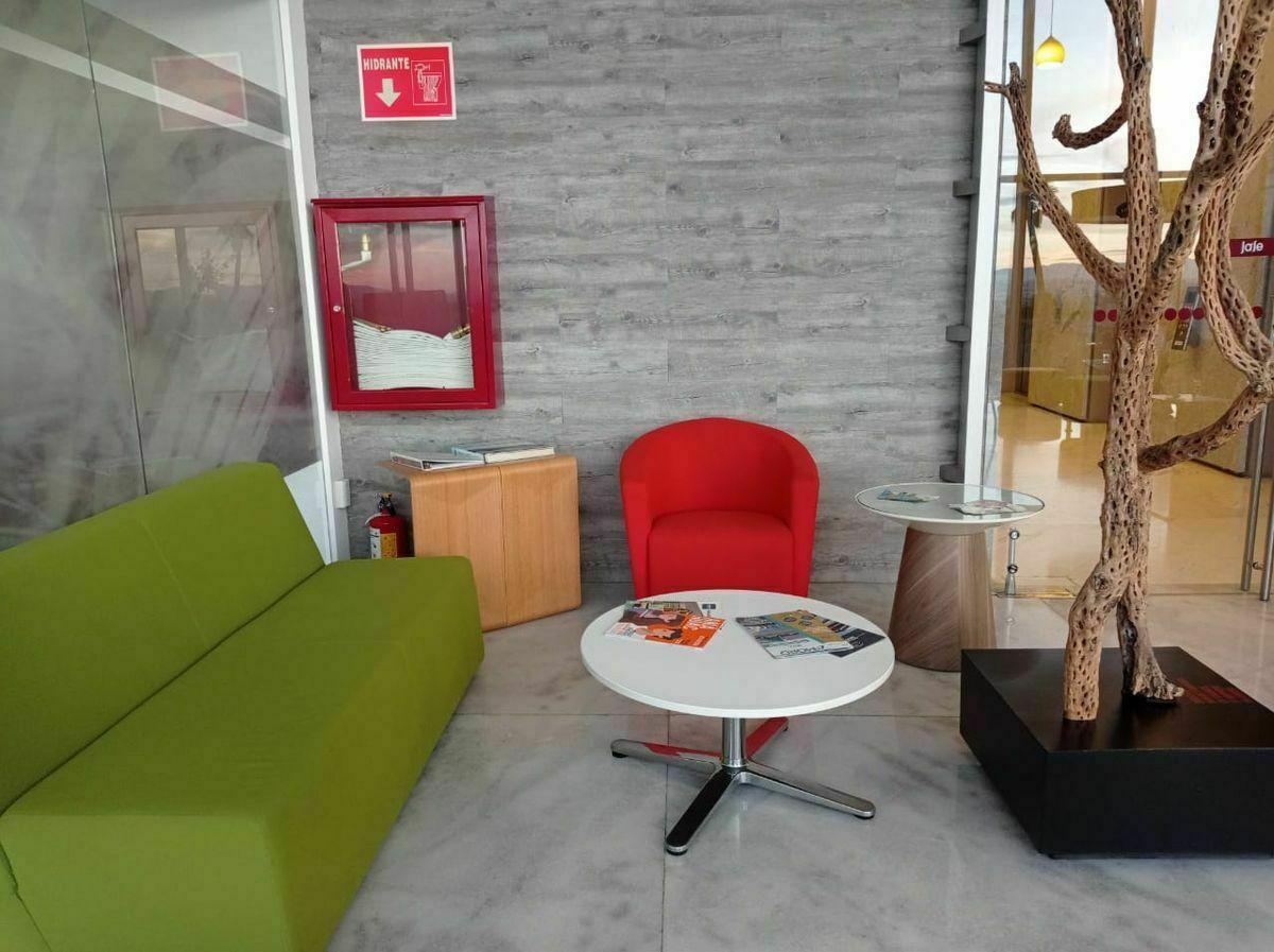 4 de 6: Áreas coworking para trabajar fuera de tu oficina
