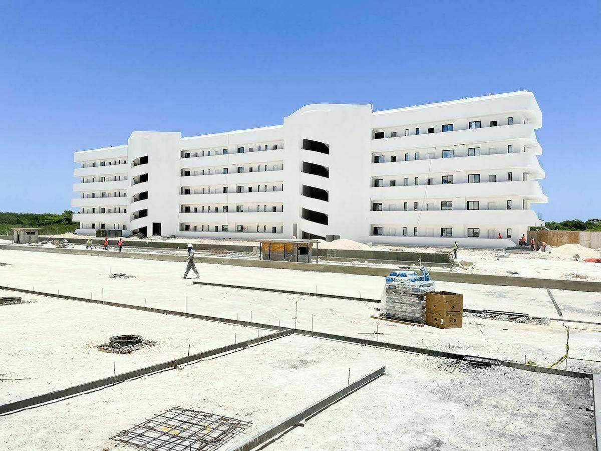 4 de 16: Complejo residencial entrega en 2021