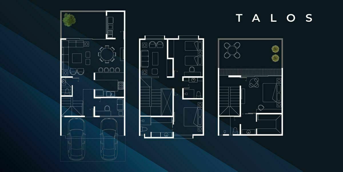 20 de 20: Plano modelo Talos