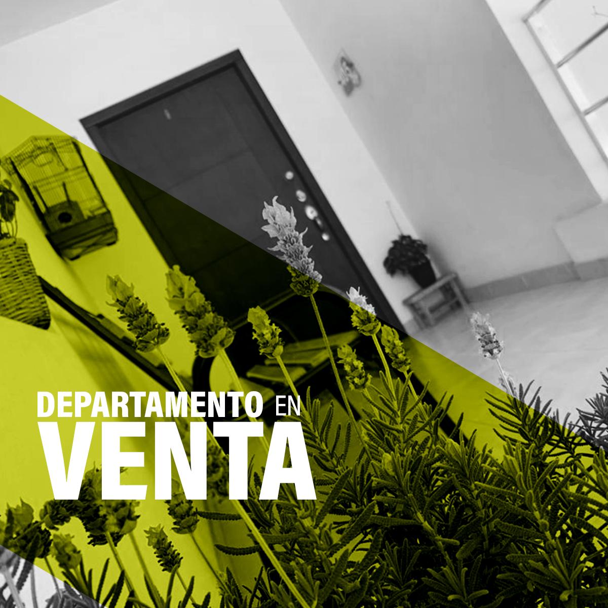1 de 7: Departemento en Venta