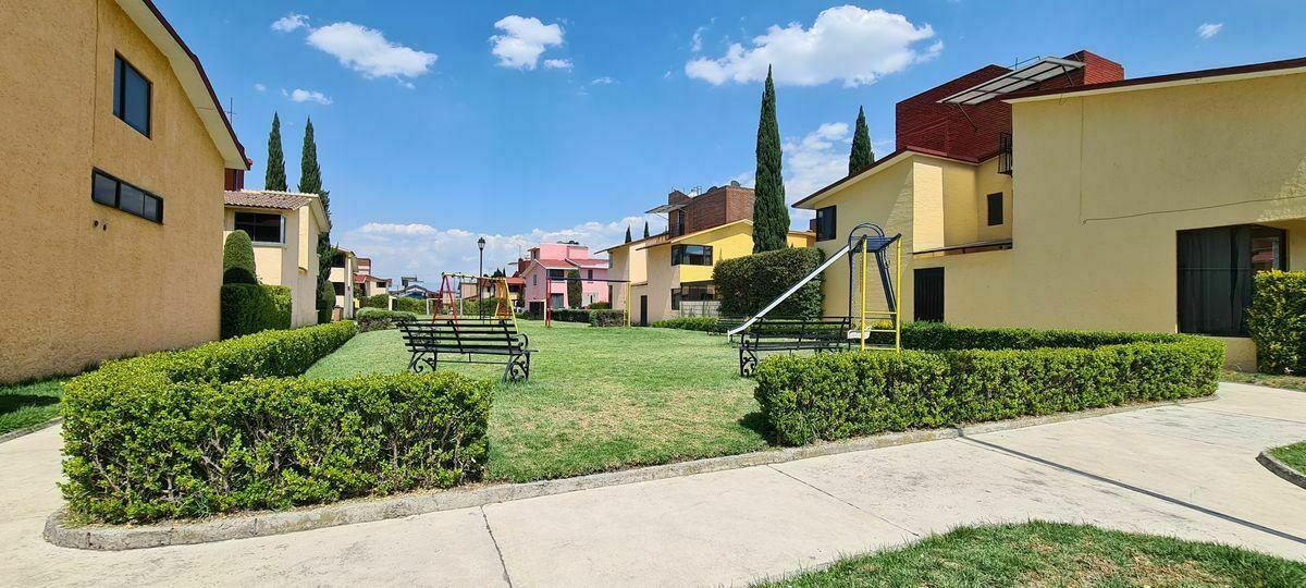 14 de 15: Casa en Renta en Metepec 15 Áreas Comunes