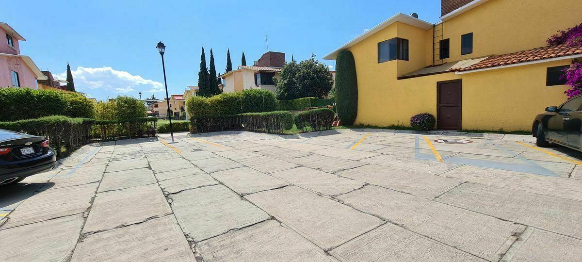 15 de 15: Casa en Renta en Metepec 16 Áreas Comunes