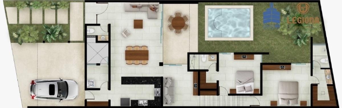 4 de 13: Planta Arquitectónica