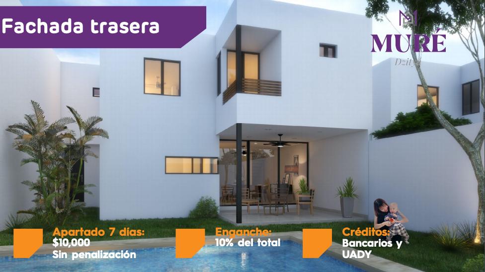 1 de 5: Casa en venta en MURÉ, Dzitya Mérida Yucatán