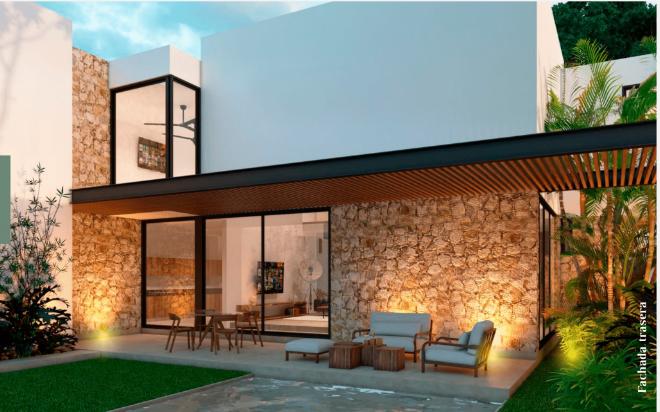 1 de 15: Casa en venta en Privada Solasta,Temozón