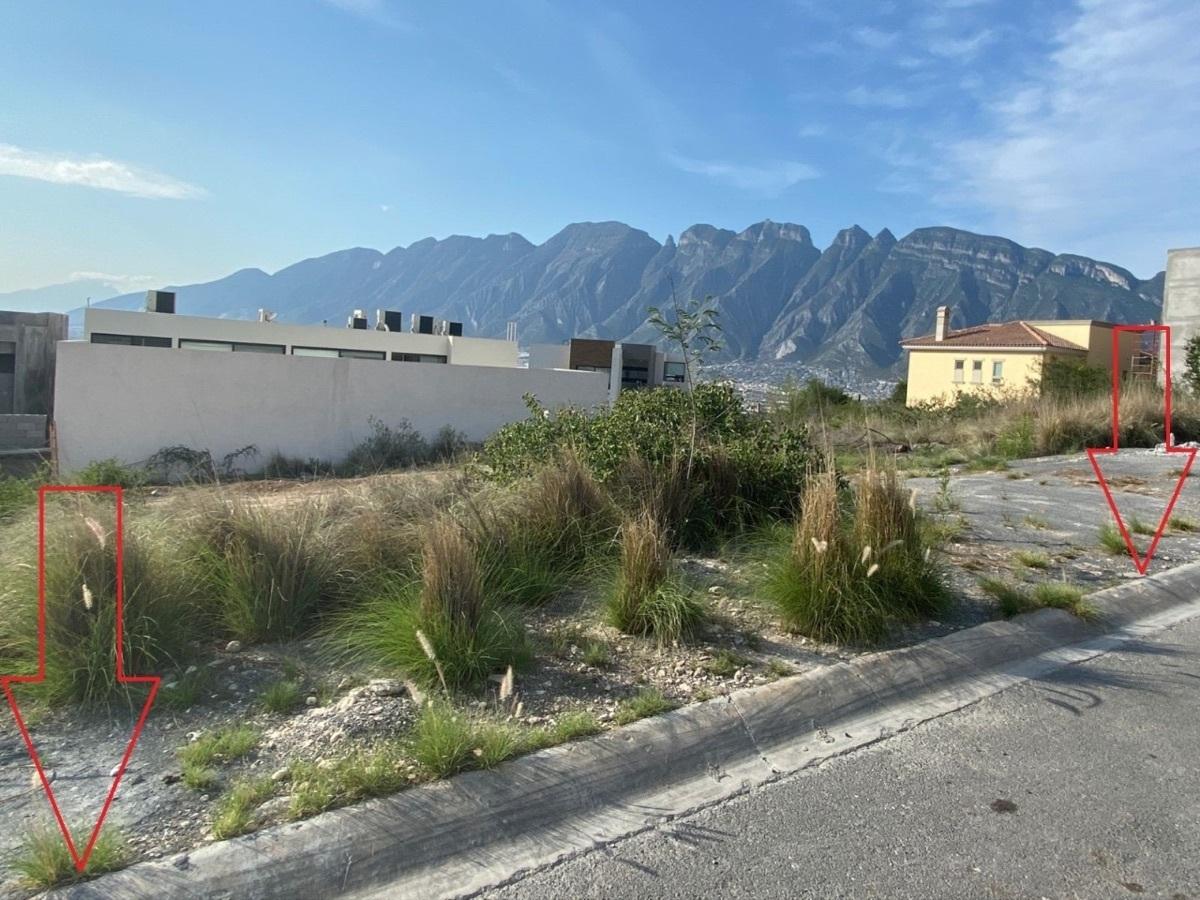 9 de 10: Vista 1 terreno Almena 1, Santa Catarina , Valle Poniente