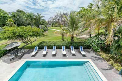 1 de 19: Villa Tortuga bay 5 dormitorios vista al campo de golf