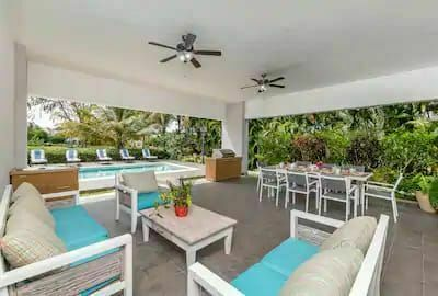 5 de 19: Villa Tortuga bay 5 dormitorios vista al campo de golf