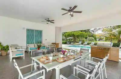 15 de 19: Villa Tortuga bay 5 dormitorios vista al campo de golf