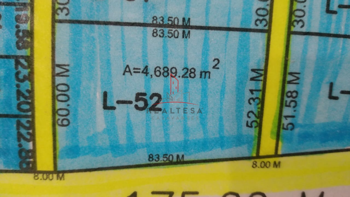 2 de 2: Terreno L-52