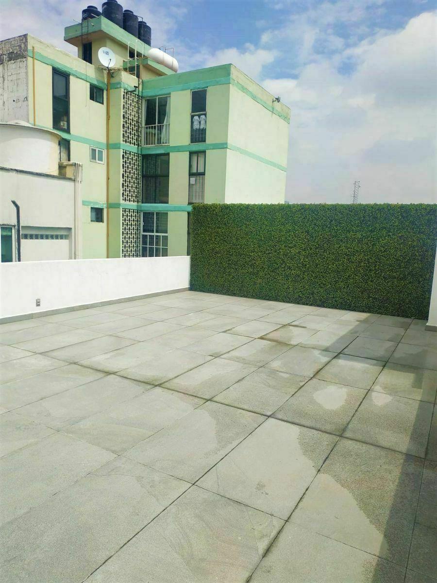 9 de 17: Roof Garden