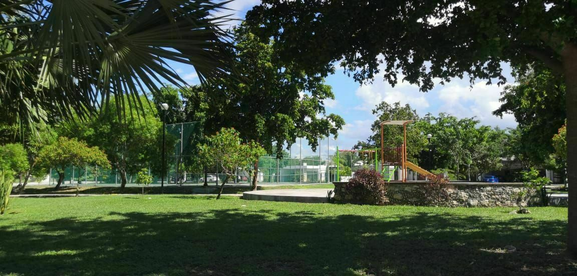 10 de 20: Canchas Deportivas y Área de Juegos Infantiles