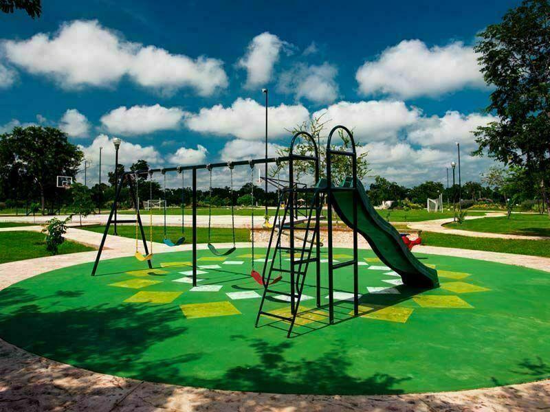 9 de 20: Área de Juegos Infantiles