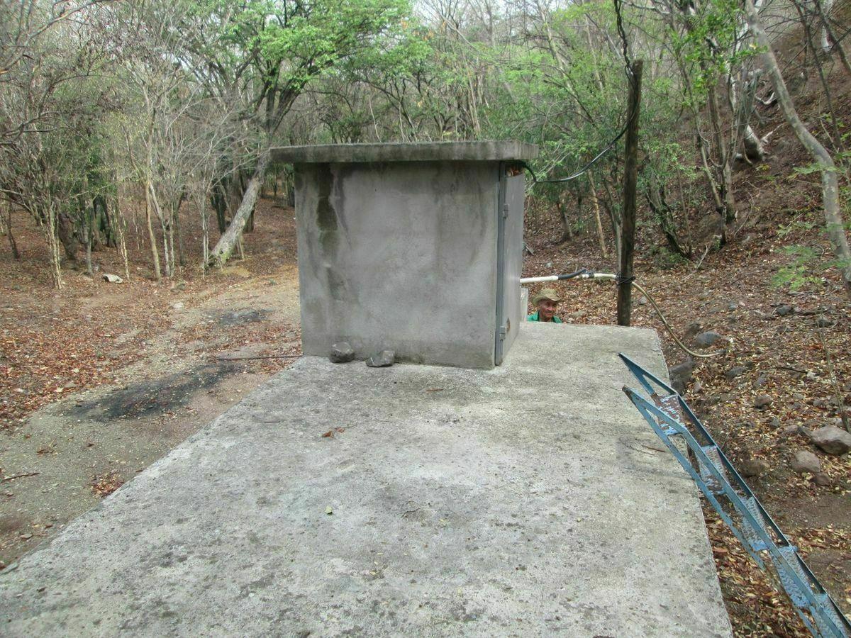 16 de 17: Cisterna