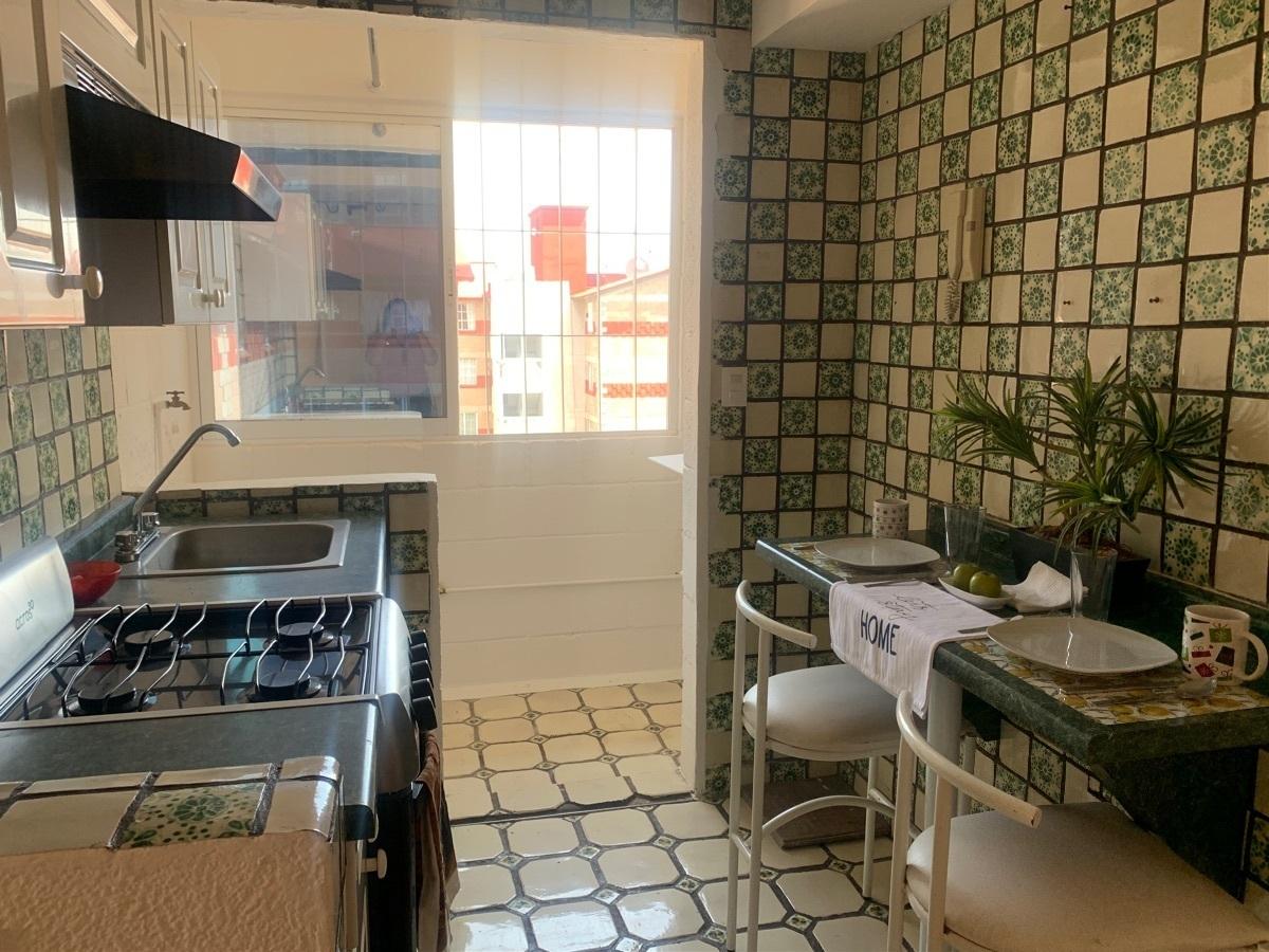 1 de 10: Cocina y área de lavado