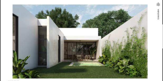 3 de 8: privada casa en venta de una planta