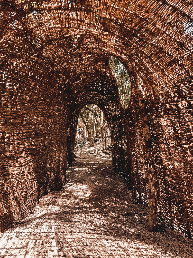 10 de 12: Túnel