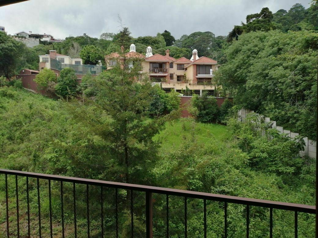4 de 17: Vista de la ciudad desde el balcón del comedor