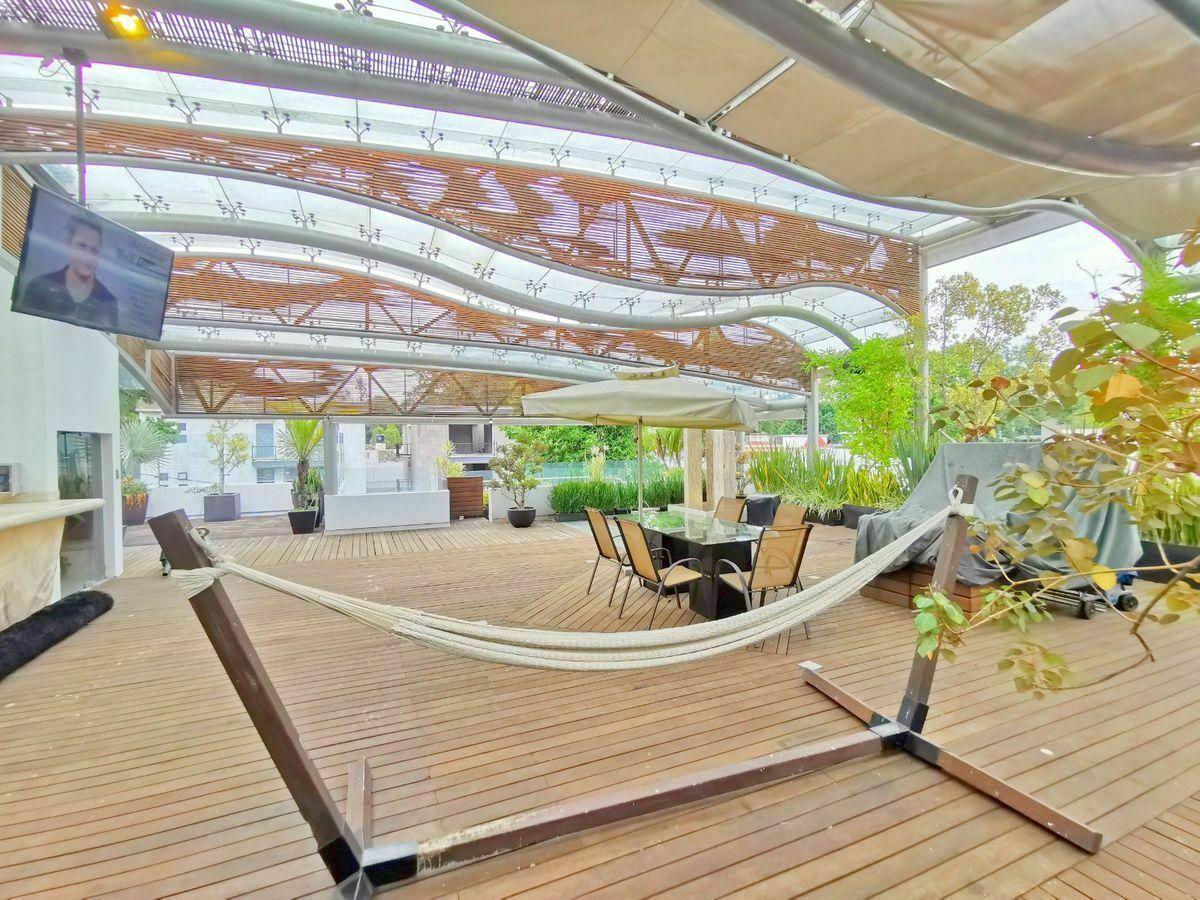 16 de 30: Roof Garden