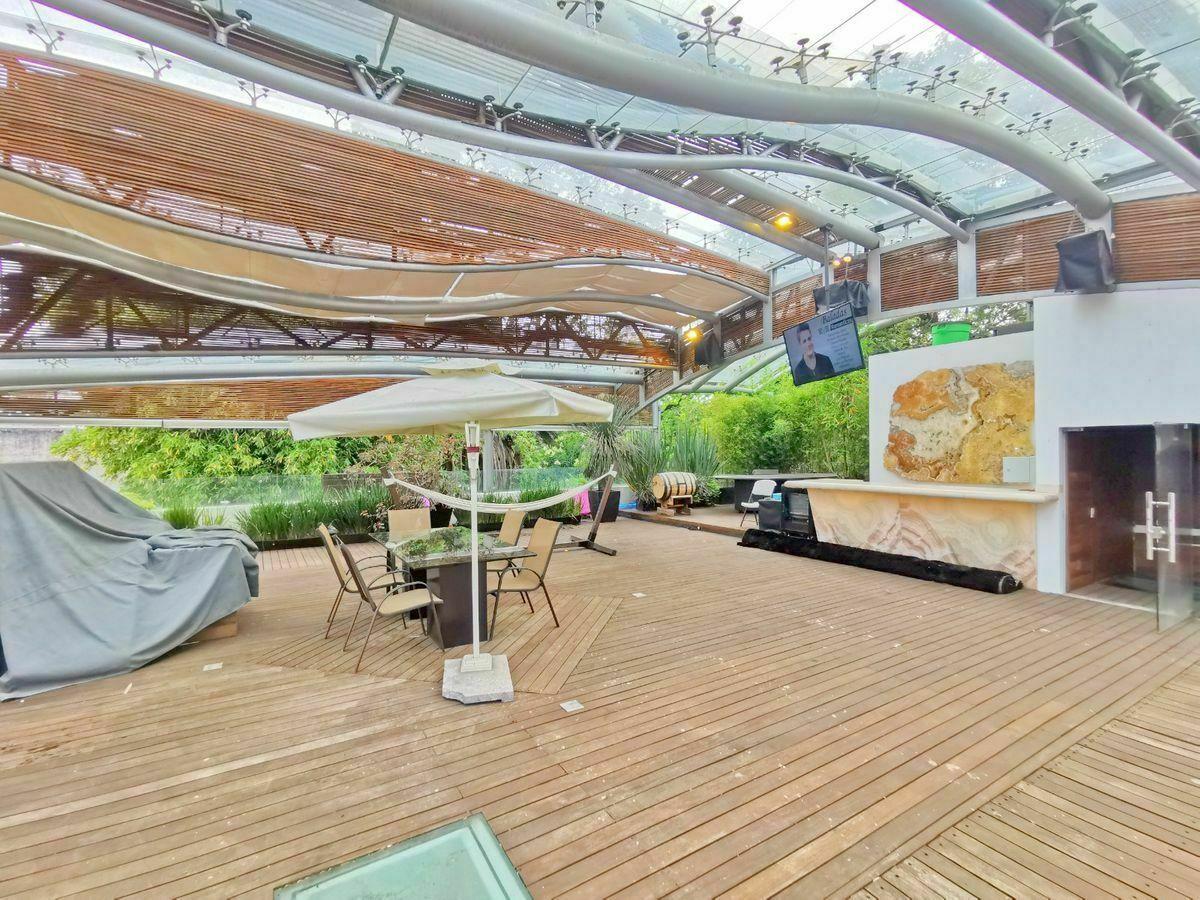 17 de 30: Roof Garden