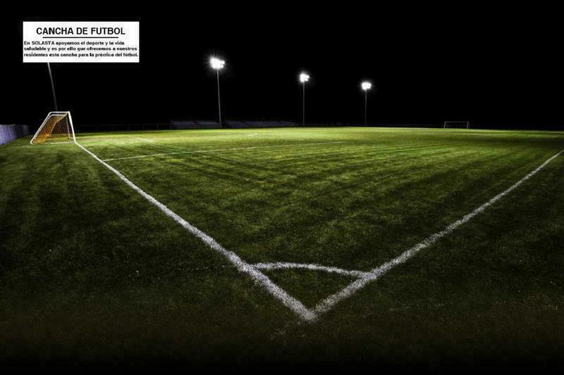 21 de 29: Canchas Deportivas