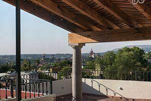 21 de 28: Vista a la Parroquia de San Miguel de Allende .