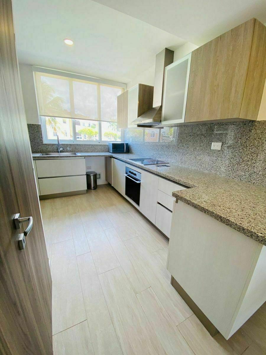 12 de 36: apartamento nuevo cocotal bavaro 2 dormitorios completamente