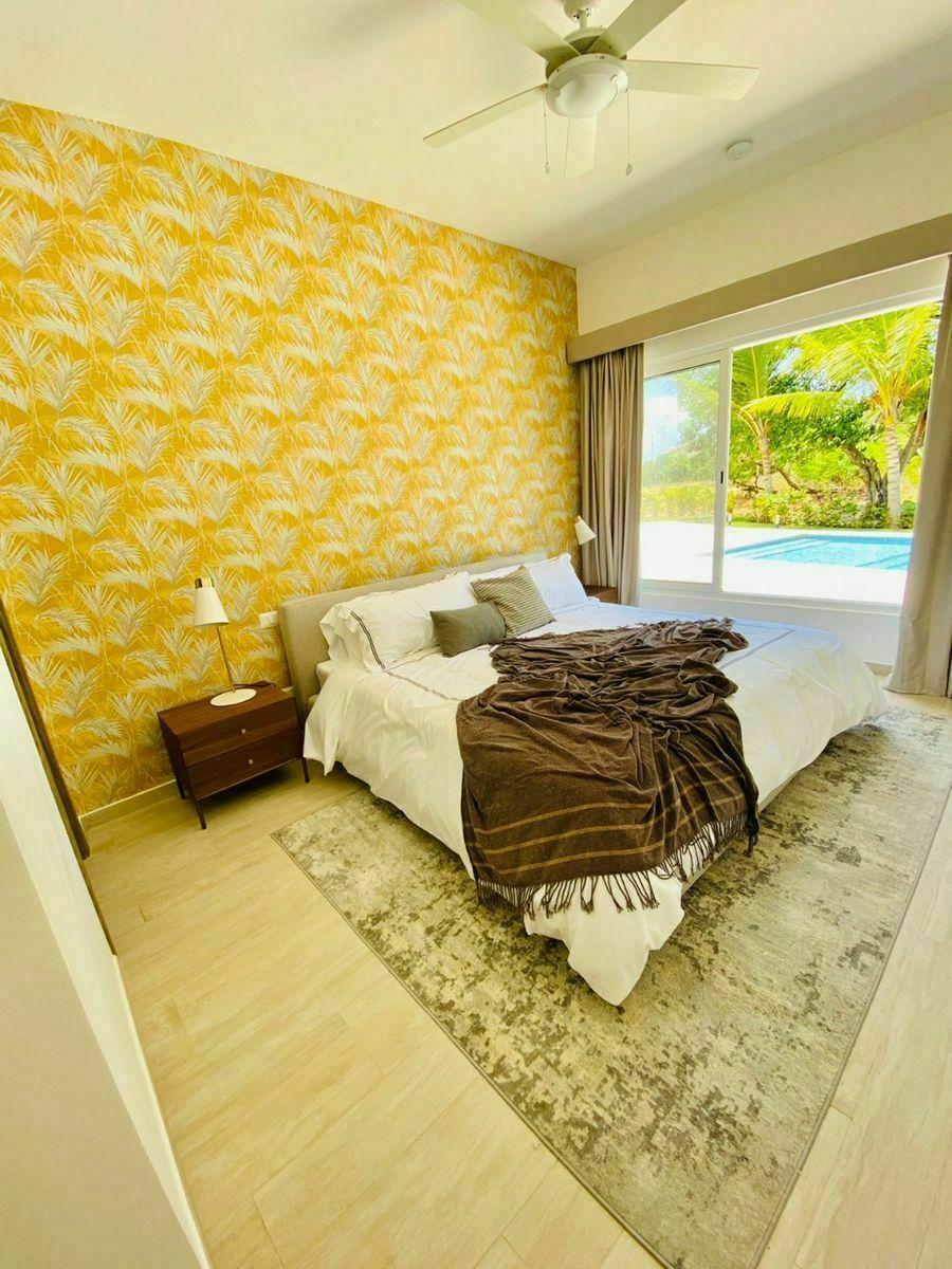 15 de 36: apartamento nuevo cocotal bavaro 2 dormitorios completamente