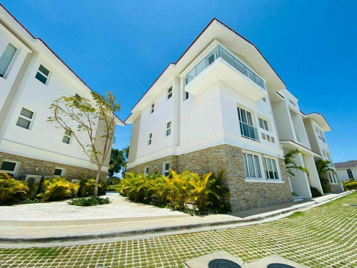 36 de 36: apartamento nuevo cocotal bavaro 2 dormitorios completamente