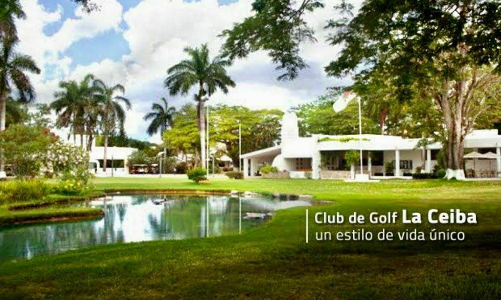 6 de 13: CASA VENTA CLUB DE GOLF LA CEIBA MÉRIDA YUC CHICHEN REALTY
