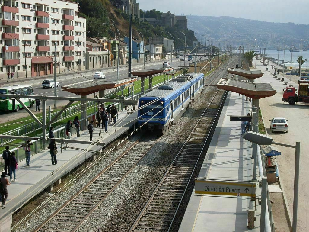 5 de 5: Estación Portales