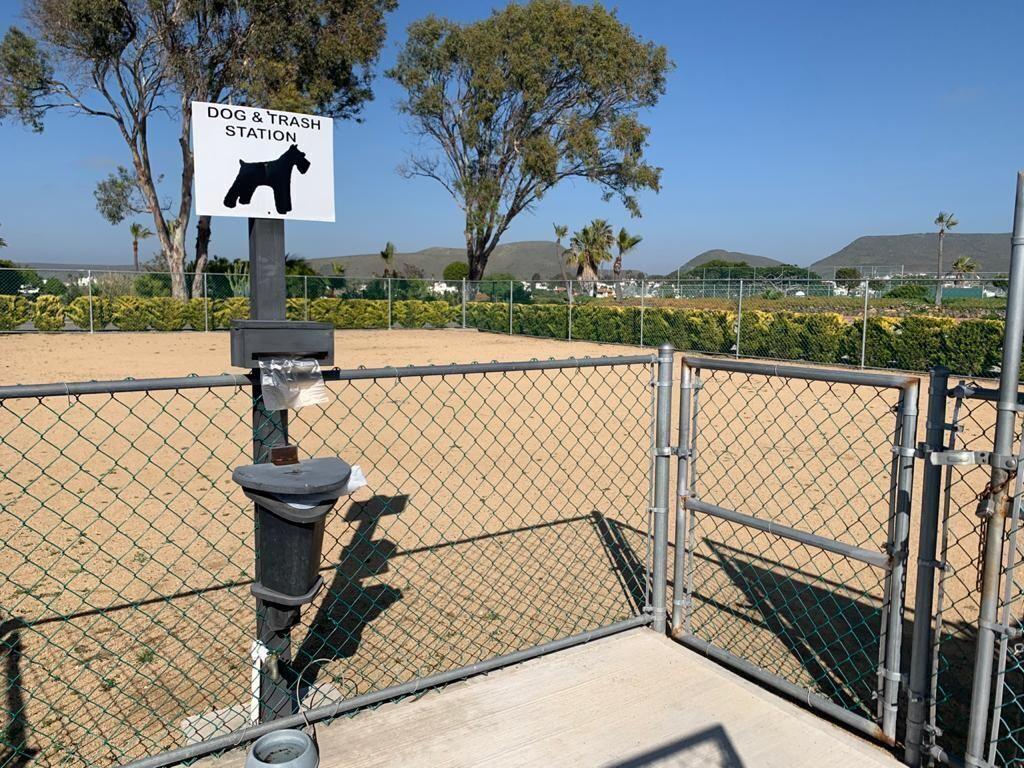 27 de 30: Parque para perros