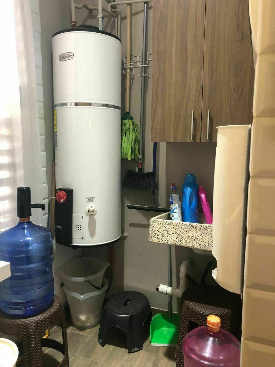 8 de 30: Area de lavado