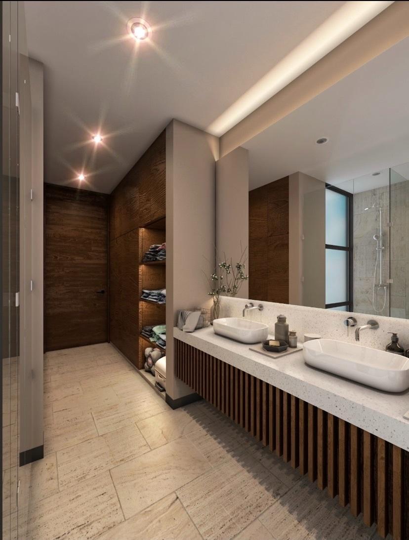 11 de 14: Baño cuarto principal