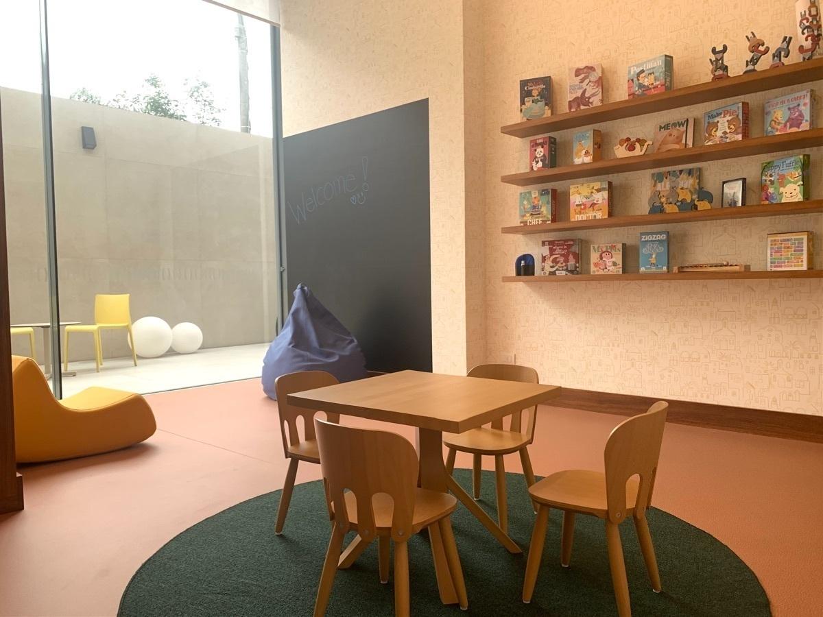 28 de 30: Salón para niños