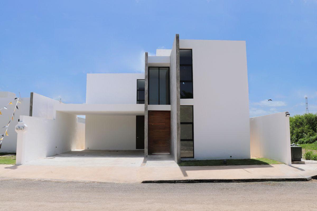 1 de 30: Casa en venta en Bellavista (Mod.A),Dzityá