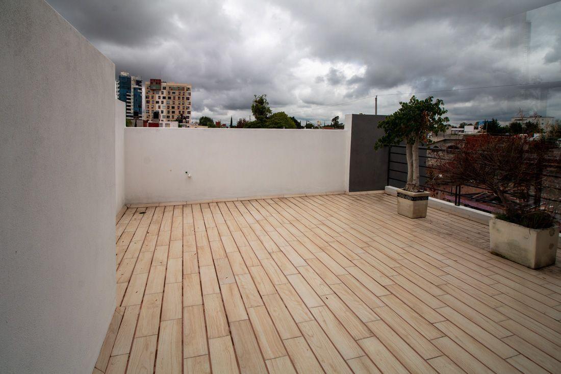 14 de 16: Terraza privada.