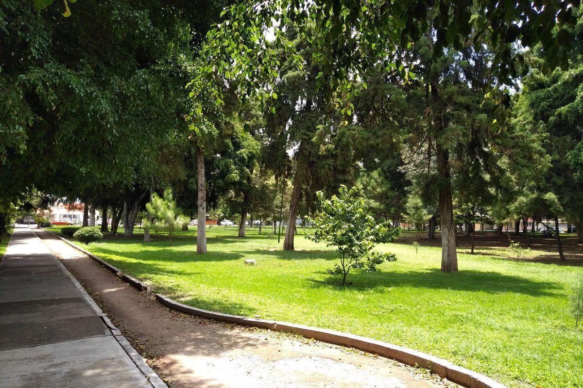 48 de 50: Parque con pista de jogging