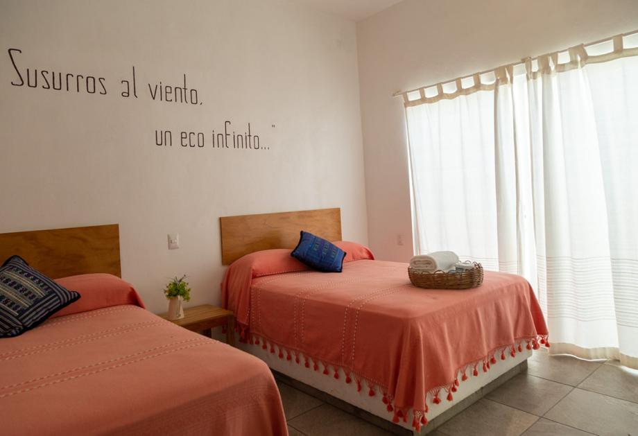 4 de 26: Habitación 2 camas matrimoniales