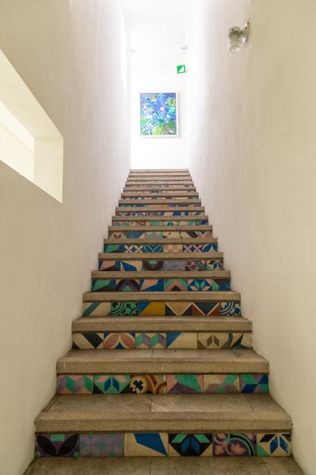 7 de 26: Escaleras