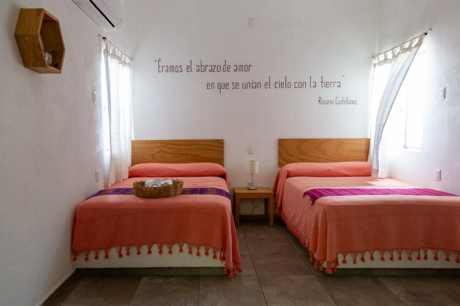 16 de 26: Habitación cama Matrimonial e individual
