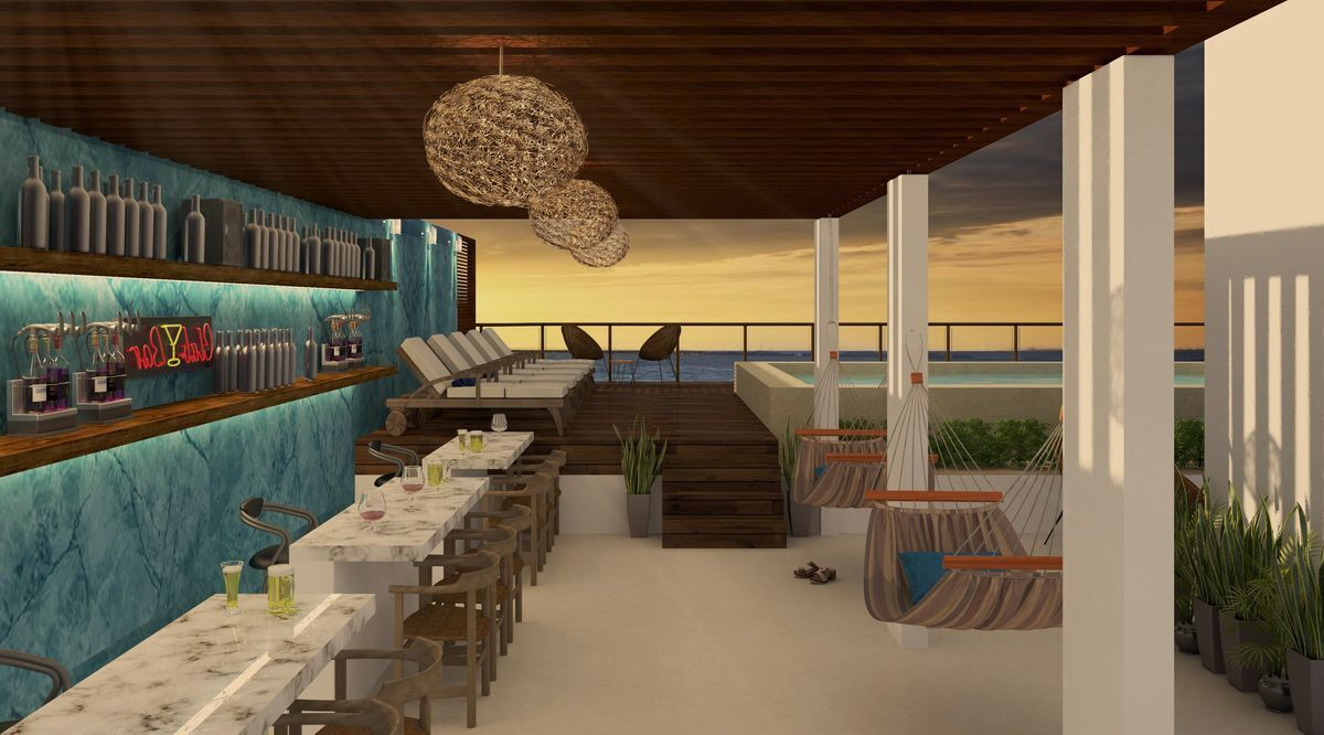 11 de 15: Sky Lounge Grill Bar