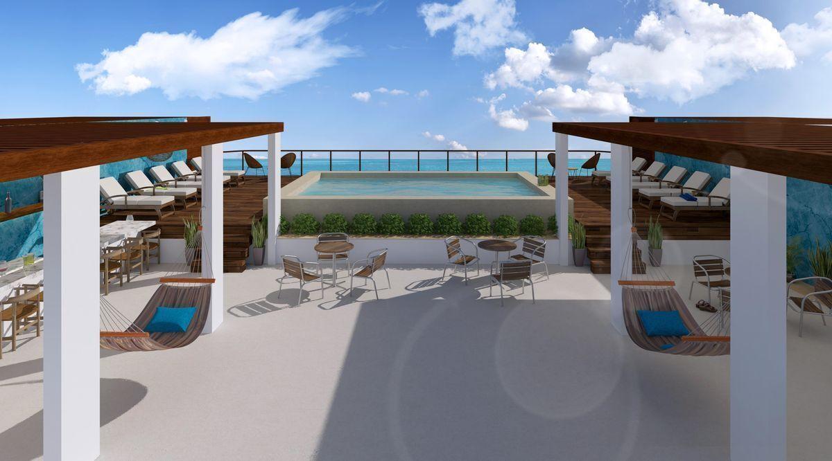 12 de 15: Sky Lounge Grill Bar
