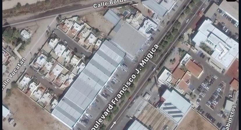 9 de 9: Vista area localización