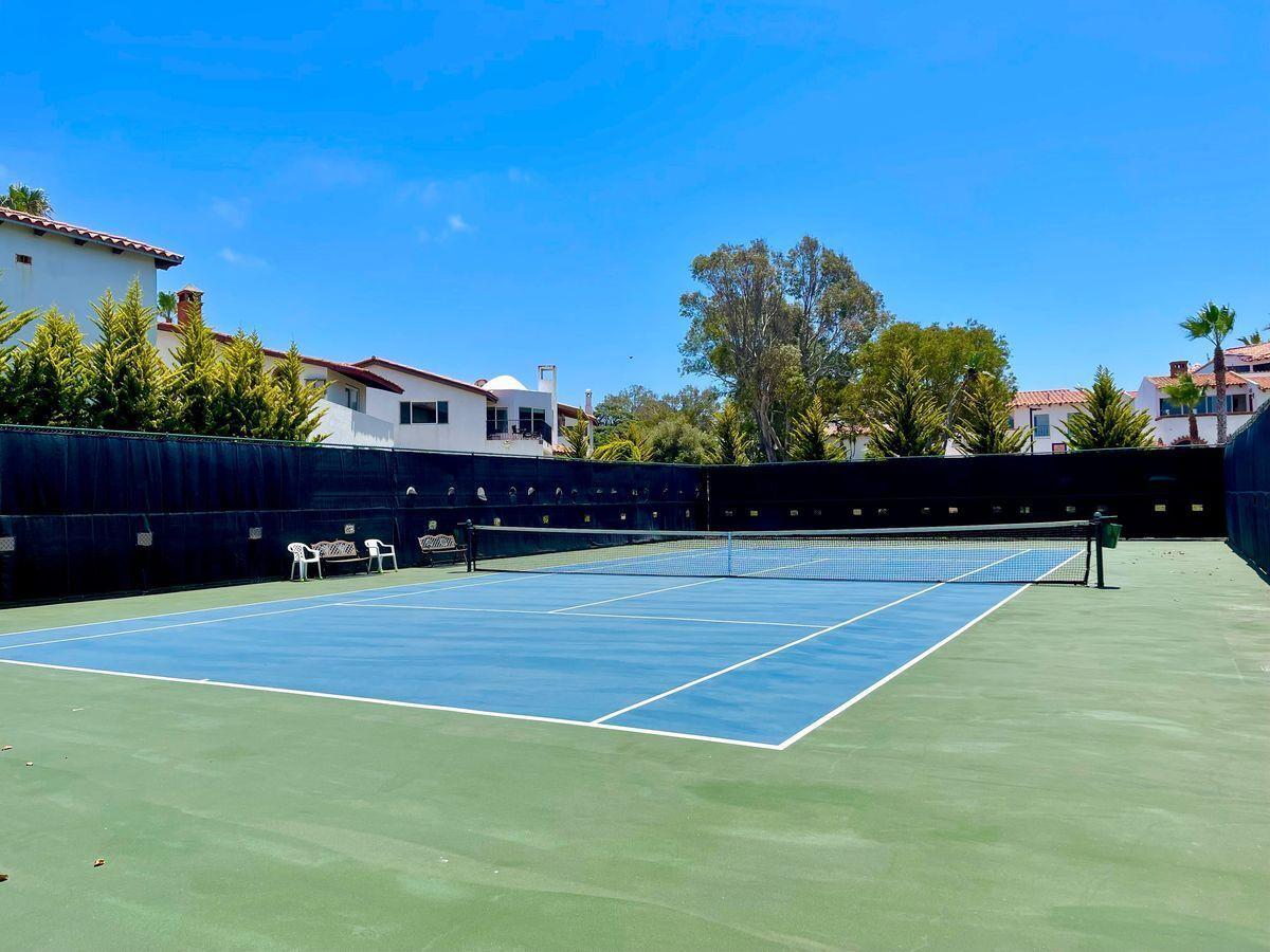 17 de 24: Cancha de tenis