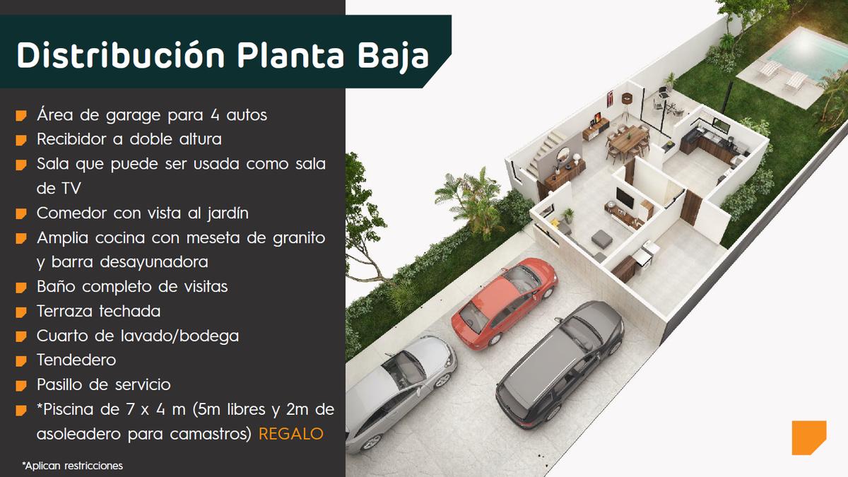 4 de 5: Distribución Planta Baja