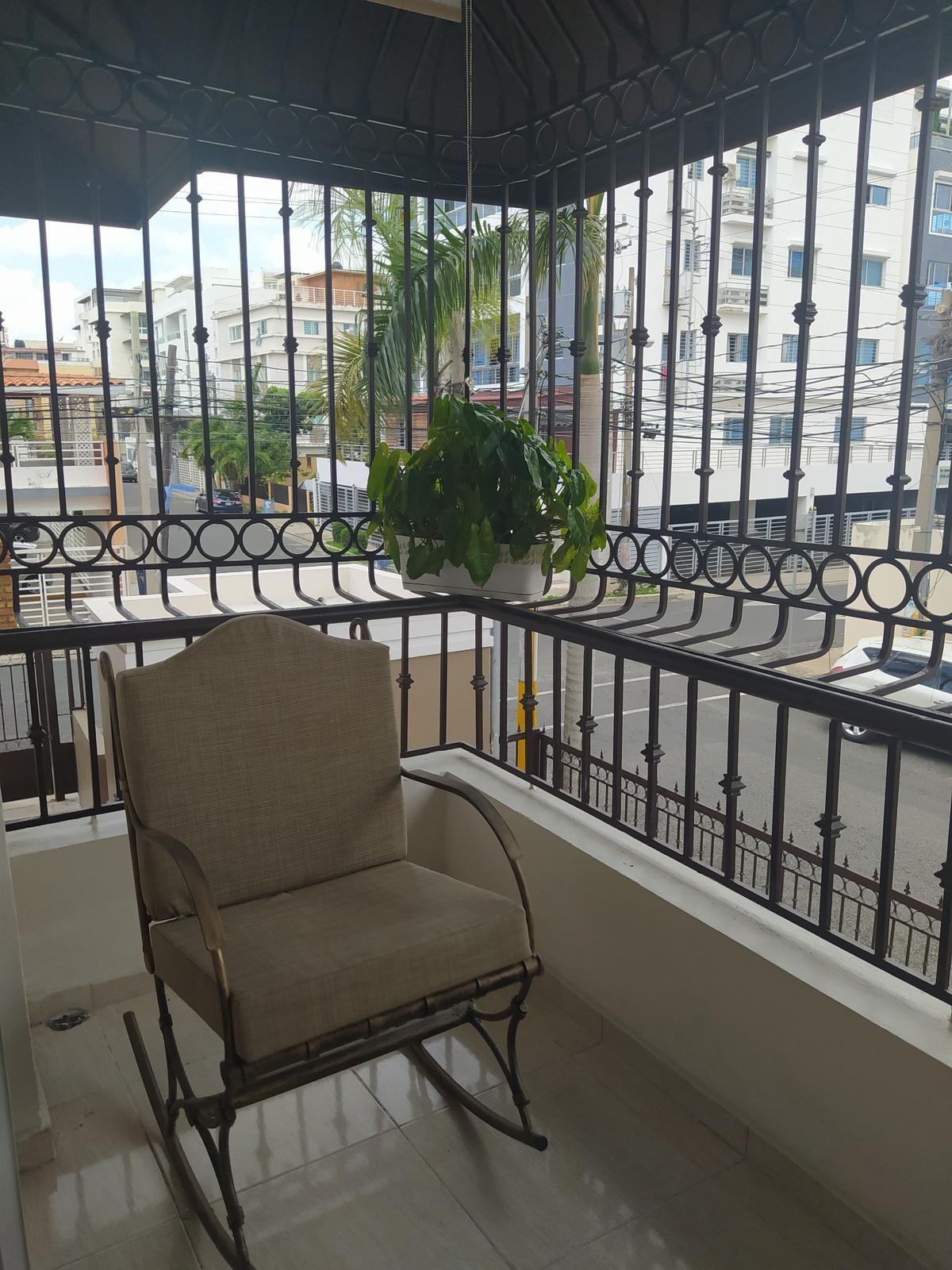 3 de 10: Balcón